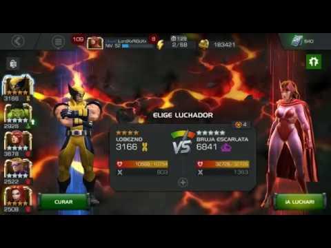 Lovezno vs boss acto 4 capitulo 3 bruja escarlata