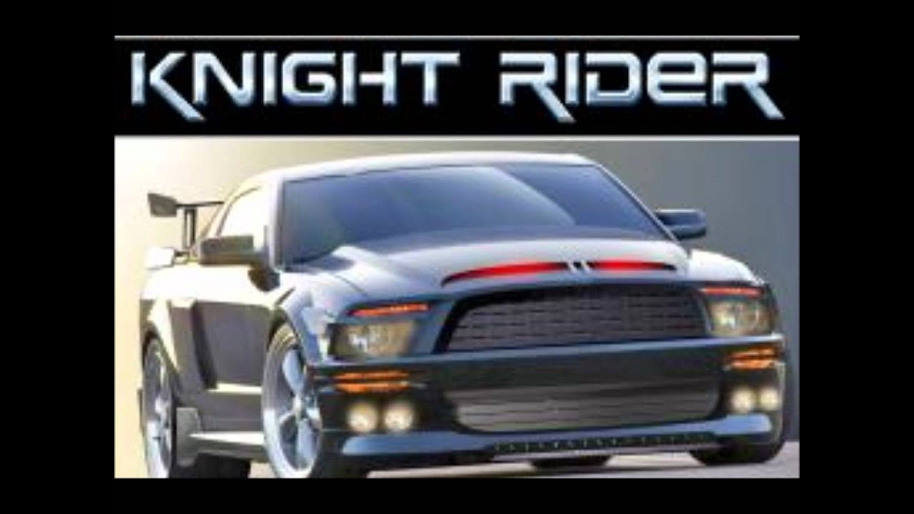 new knight rider theme song youtube. Black Bedroom Furniture Sets. Home Design Ideas