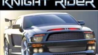 New Knight Rider Theme Song
