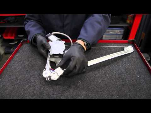 Mercedes Window Regulator Repair and Replacement: An Introduction by Kent Bergsma