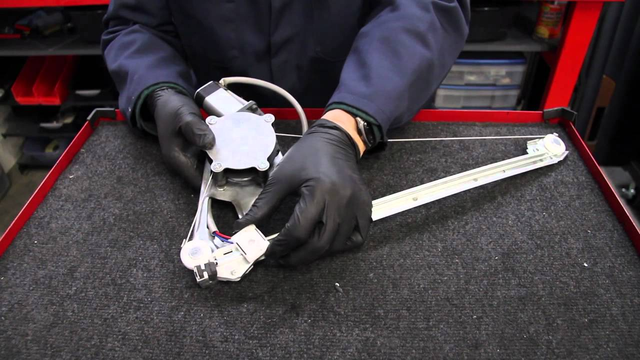 mercedes window regulator repair and replacement an introduction by kent bergsma youtube [ 1280 x 720 Pixel ]