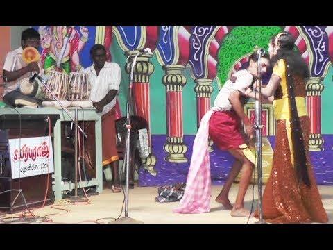 Valli Thirumanam Nadagam 2017 Latest New Video Thurumbupatti PART 07