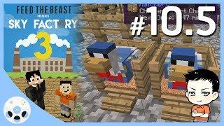 ตอนพิเศษ สอนเลี้ยงไก่ และ เมล็ดเวทมนตร์ ตั้งแต่พื้นฐาน - มายคราฟ Sky Factory 3 #10.5
