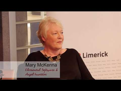 Startup Grind Limerick Hosts Mary McKenna(Elemental Software & Angel Investor)