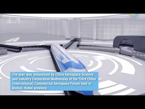 China to develop supersonic transportation network