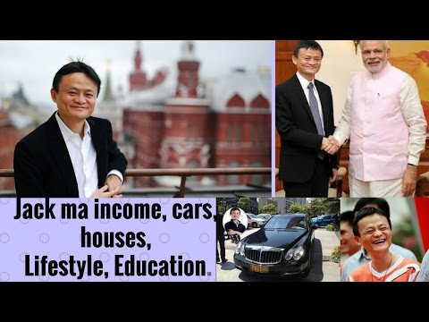 Jack ma old childhood photos, inspirational quotes, cars, net worth, wife, family,house, Education.