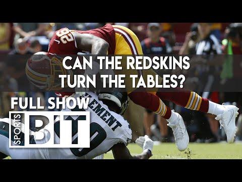 Free MNF Picks for Monday October 23, 2017 | Redskins vs Eagles | Vegas Betting Intel