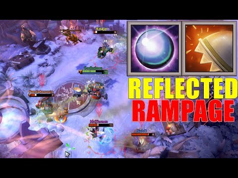 Reflected Rampage | Dota 2 Ability Draft thumbnail