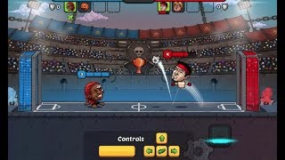 Puppet Football - Fighters Game Level 8-16 Walkthrough