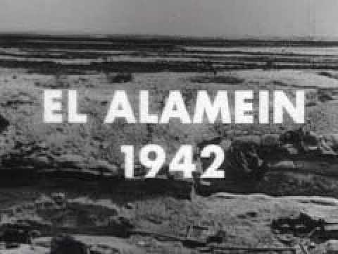 Field Marshall Montgomery  & Battle of El Alamein 1942