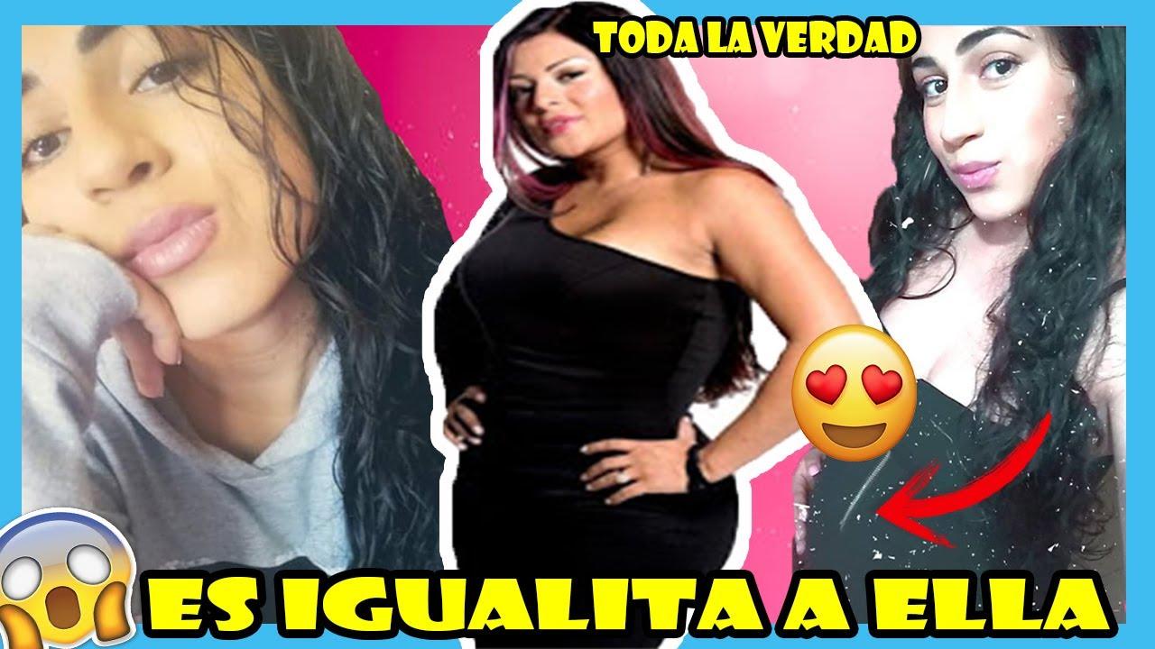 Ella es la Hija de Marbelle que está embarazada y nadie conoce, se llama Angie Cardona |Amor Sincero
