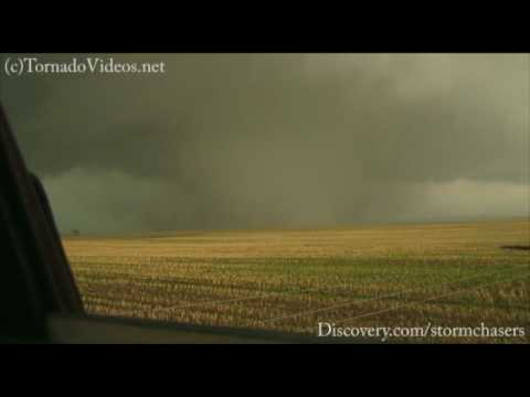 MASSIVE WEDGE! Multiple tornadoes in South Dakota!  May 22, 2010