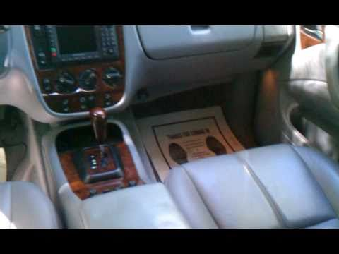 2001 mercedes benz ml430 interior youtube for 99 mercedes benz ml430