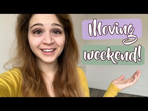 MOVING OUT | New Apartment in Paris