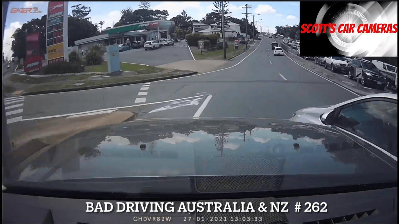 BAD DRIVING AUSTRALIA & NZ # 262