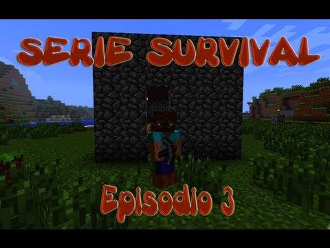 Serie survival Temporada 1 - Episodio 3