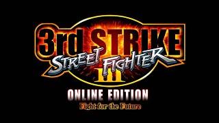 Street Fighter III 3rd Strike Online Edition Music - China Vox - Chun-Li Stage Remix