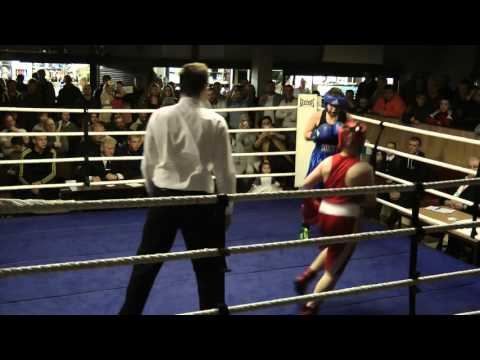 Anthony Collins v Sonny Smith
