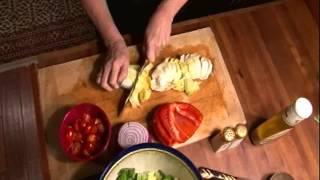 Paul Newman's Favorite Salad