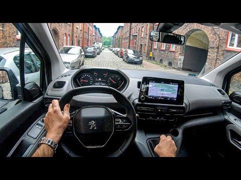 Peugeot Rifter | POV Test Drive #520 Joe Black