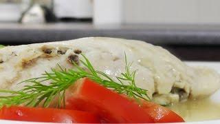 Зразы куриные с печенкой видео рецепт