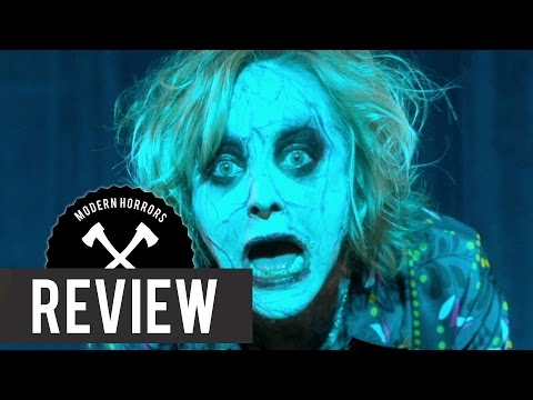 Ava's Possessions (2016) Horror Movie Review