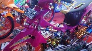 Repeat youtube video Racing Style Honda Supra X 125 Modifikasi Drag Bike Thailook