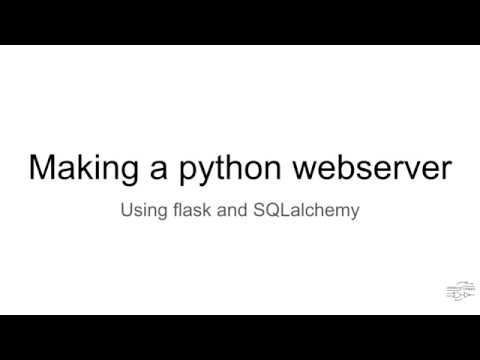 Python Flask Tutorial Part 5: Other ideas and options thumbnail