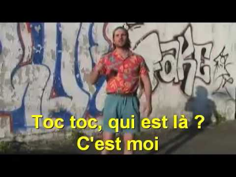 Show me your genitals Jon Lajoie + lyrics in FRENCH QC