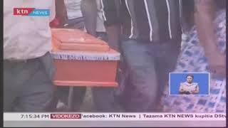 Mwili wa mwanawe Sharon Otieno yazikwa Homa Bay