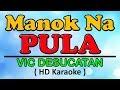MANOK NA PULA (Karaoke Version) - Vic Desucatan