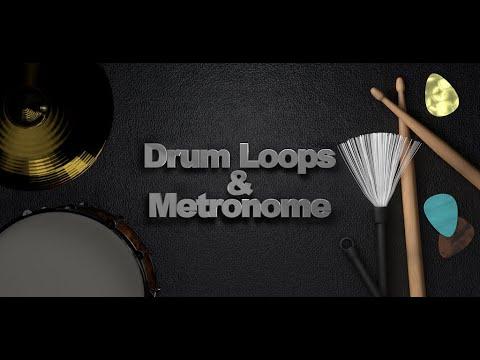 Drum Loops & Metronome Free / Pro