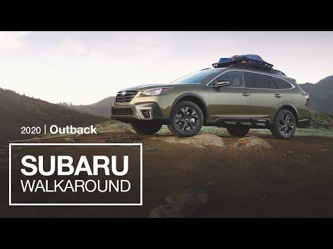 All-New 2020 Subaru Outback | New Model Walkaround