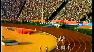 Olympic 3000m Finals 1984