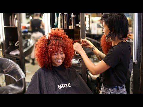 The Curls Trip to New York (Hair cut edition)