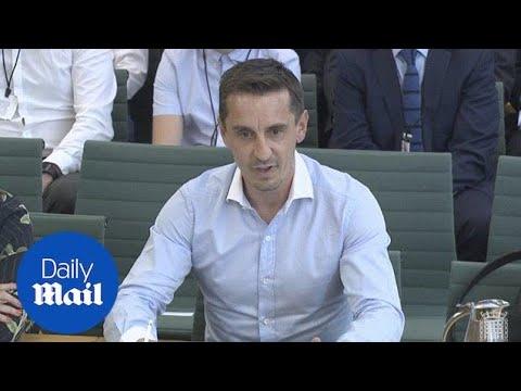 Gary Neville calls the FA