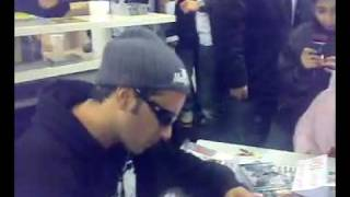 Killa Hakan LIVE !!! Autogrammstunde im 36boys Shop am 13.11.2009