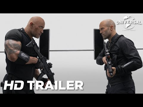 Trailer - Hobbs and Shaw