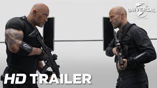 Rápidos y Furiosos: Hobbs & Shaw – Tráiler 2 (Universal Pictures) HD thumbnail