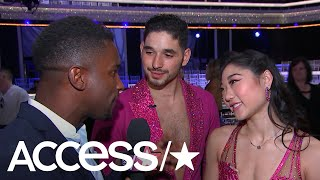 'DWTS': Mirai Nagasu Talks Tonya Harding – 'She Killed It Out There On The Stage!' | Access