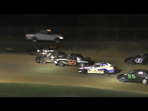 Mini Stock Feature | McKean County Raceway | 4-23-16