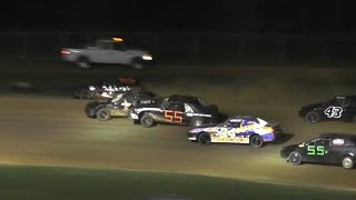McKean County Raceway Mini Stock Feature