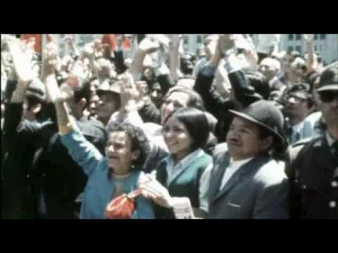 Salvador Allende's last speech