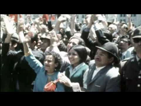Download Salvador Allende's last speech