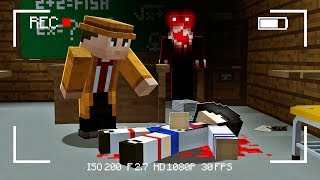 Minecraft: O ASSASSINO DA ESCOLA! * mapa mais assustador do Minecraft *
