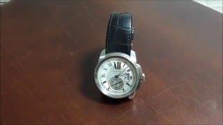 琴奨菊が結婚指輪の代わりに奥様から頂いたというカルティエ腕時計のカ...