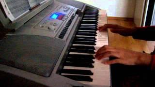 Ha Noi mua vang nhung con mua- Easy piano version