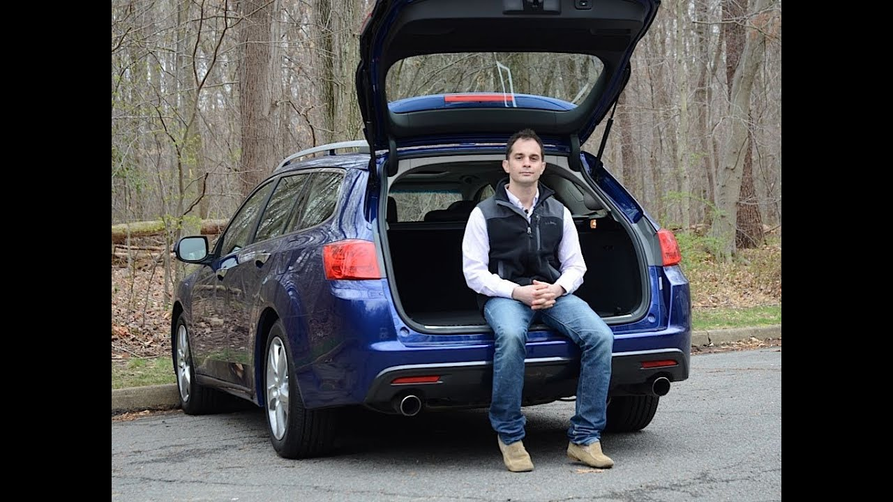 Roadfly 2017 Acura Tsx Sport Wagon W Tech Package Road Test Review You