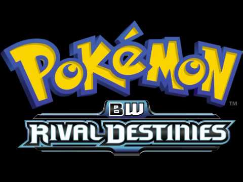 Pokemon BW Rival Destinies Opening Theme Song Full HQ Version/w lyrics