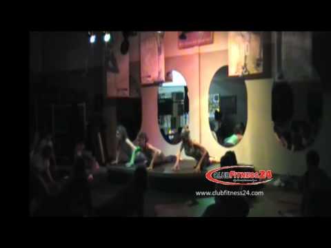BODYFLOW Yoga At Club Fitness 24